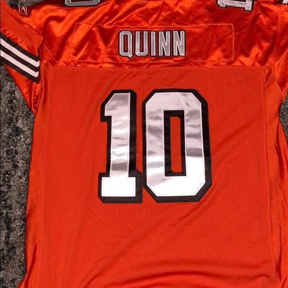 Brady Quinn Browns Jersey